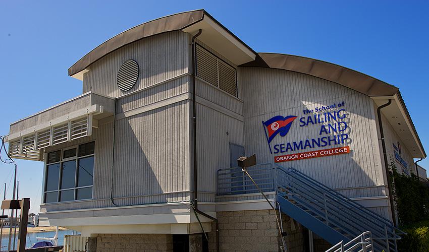 Orange Coast College Building