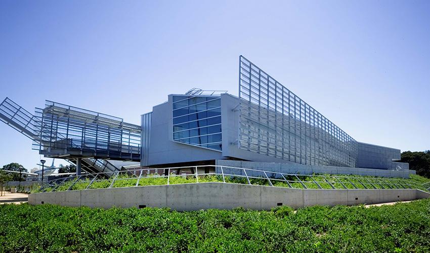 LAUSD Building