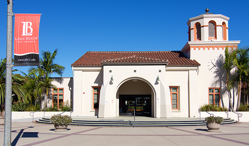 Long Beach City College Building
