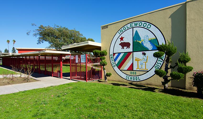 Inglewood Unified School District Building
