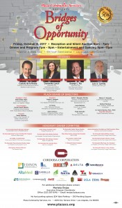 Plaza Community Services Bridges Invite 10-6-17