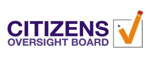 Citizens Oversight Board logo
