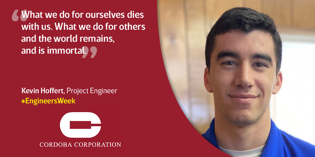 Photo of Engineer with Quote